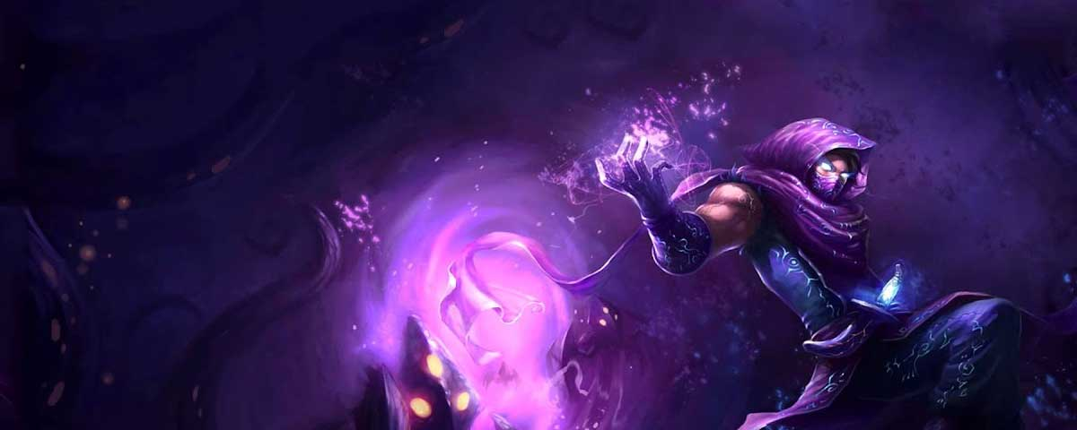 Quotes and Voice-Lines by Malzahar the Prophet of the Void