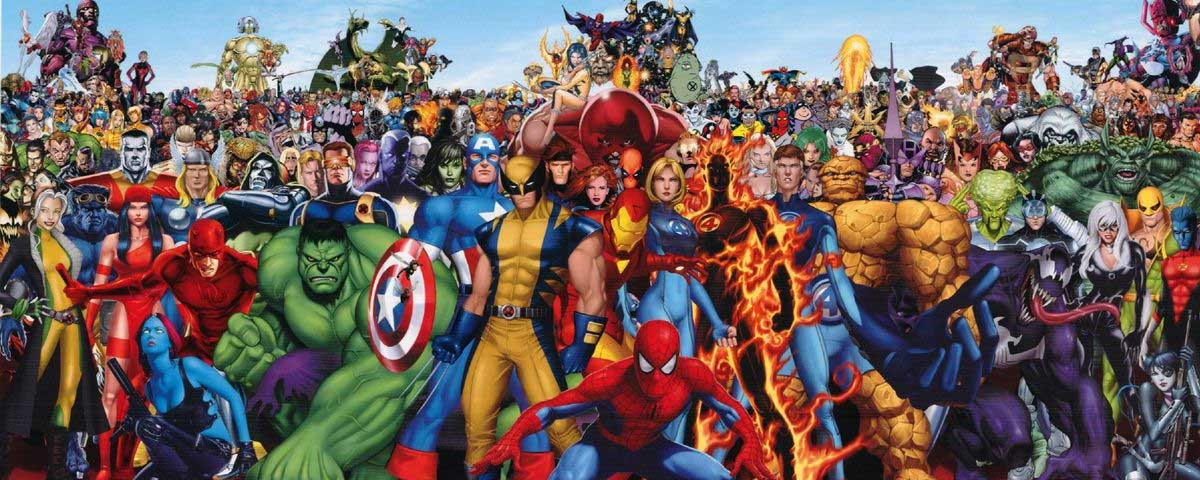 Quotes from Marvel Comic Books