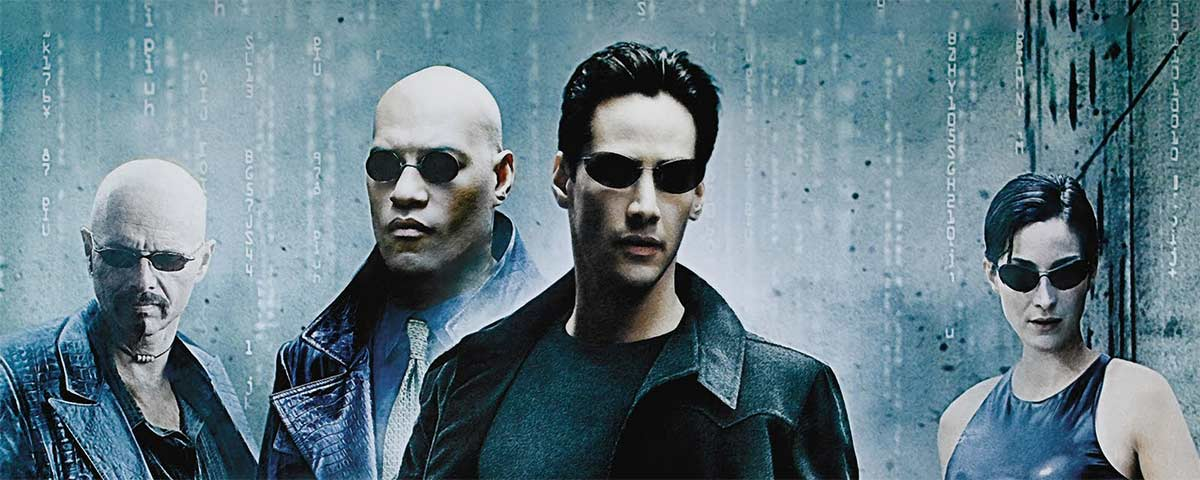 The best Quotes from The Matrix