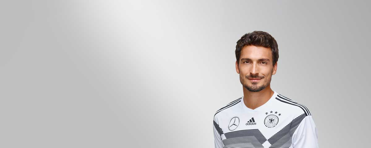 Quotes by Mats Hummels