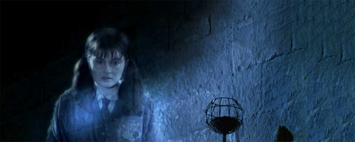 Quotes by Moaning Myrtle