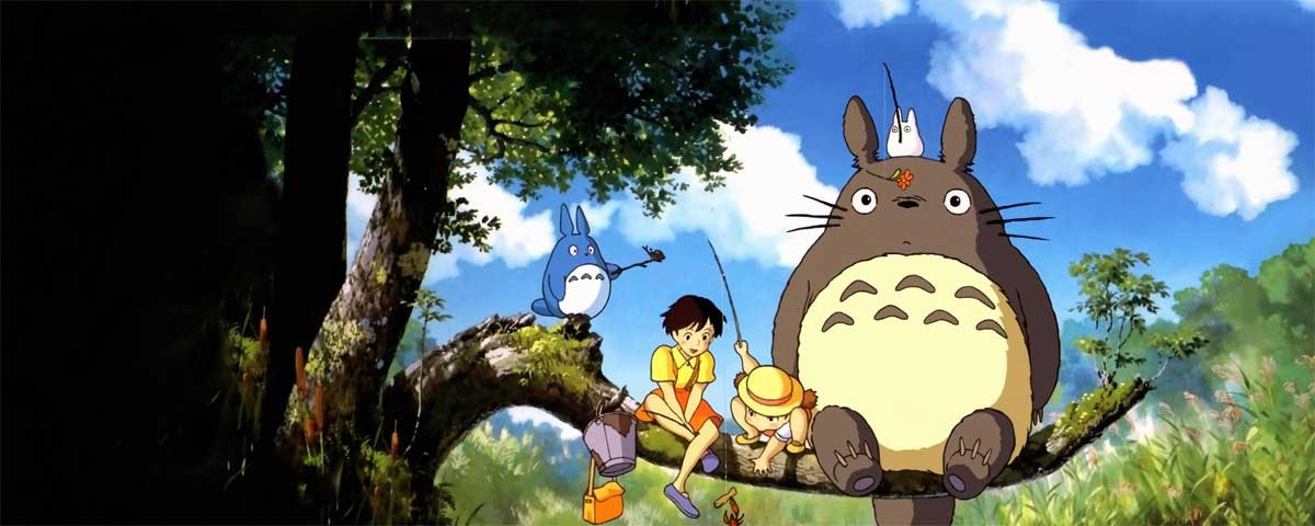 Quotes from My Neighbor Totoro