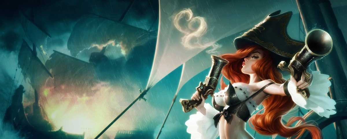 Quotes and Voice-Lines by Miss Fortune the Bounty Hunter