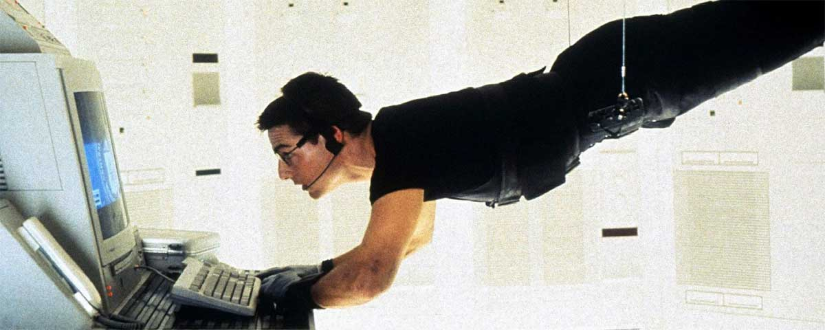 The best Quotes from Mission: Impossible