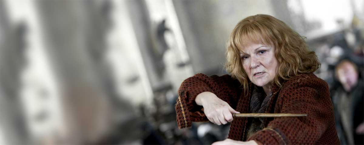 The best Quotes by Molly Weasley