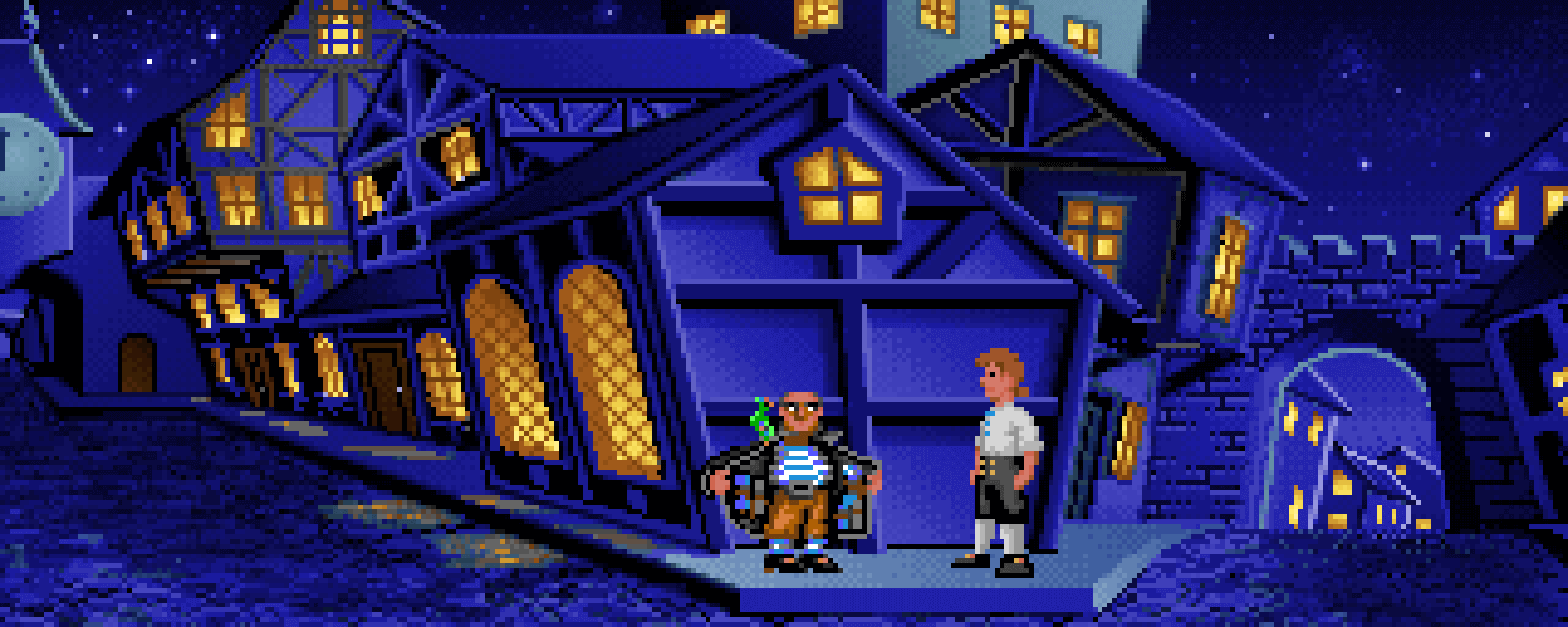 Game Quotes from Monkey Island