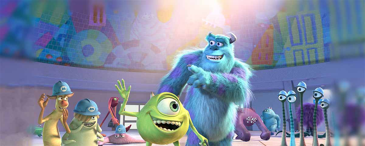 The best Quotes from Monsters, Inc