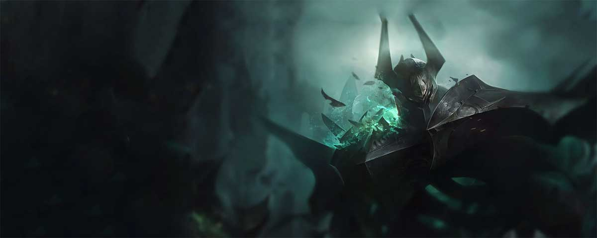 Quotes by Mordekaiser the Iron Revenant