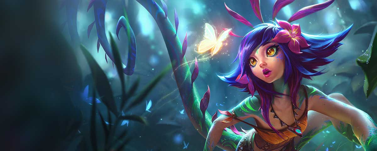 Quotes by Neeko, the Curious Chameleon