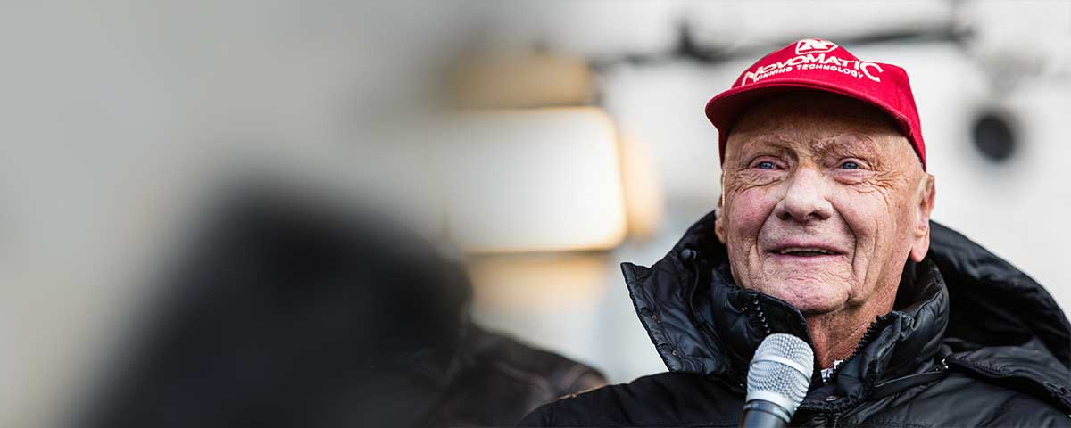 Quotes by Niki Lauda