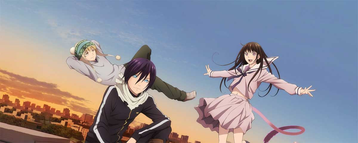 Quotes from Noragami