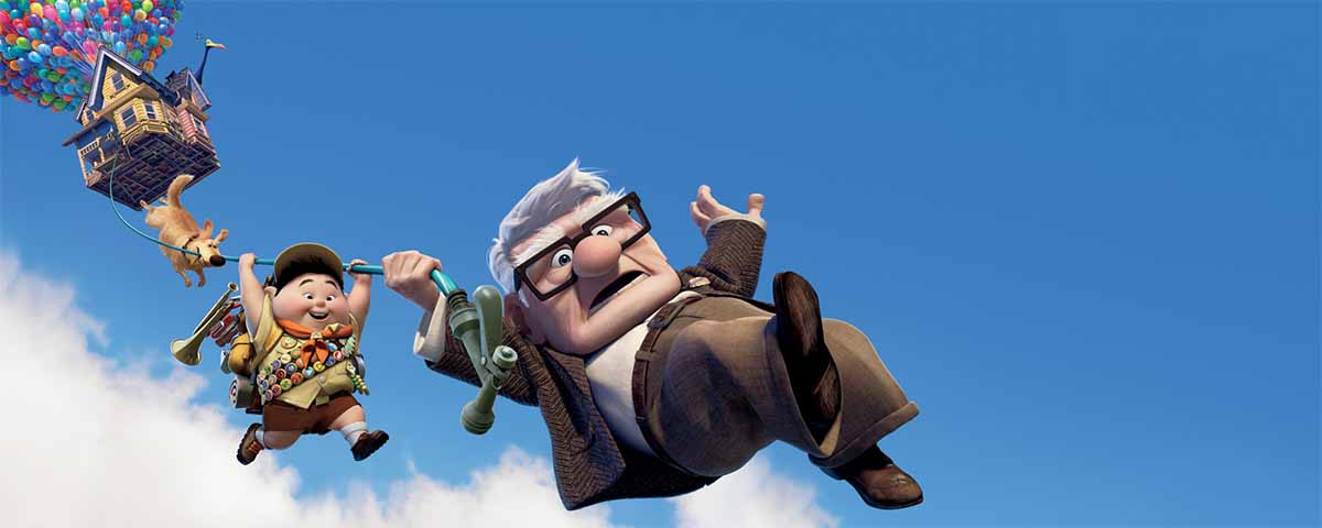 The best Quotes from Up