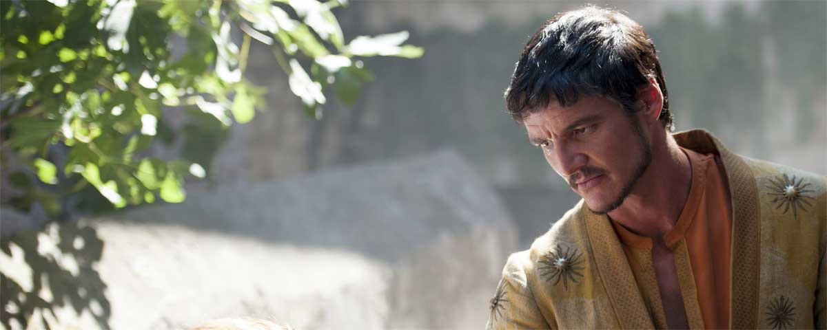 Quotes by Oberyn Martell