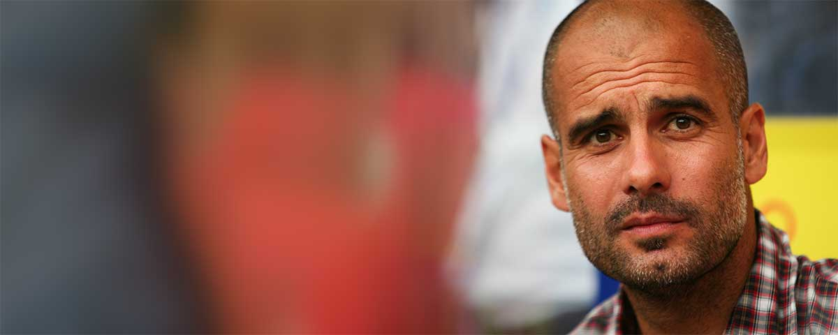Quotes by Pep Guardiola