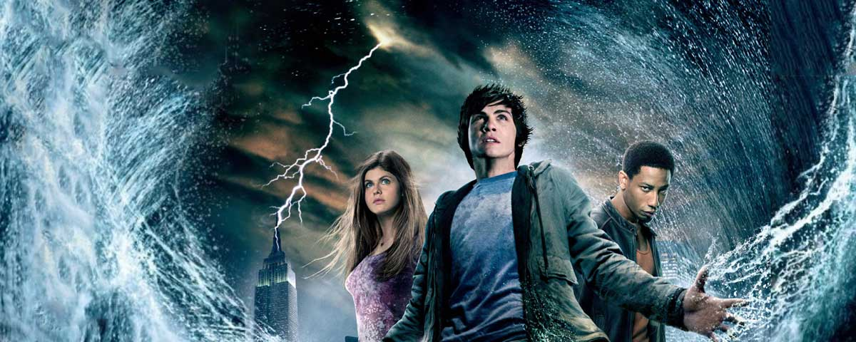 The best Quotes from Percy Jackson