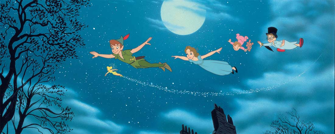 The best Quotes from Peter Pan