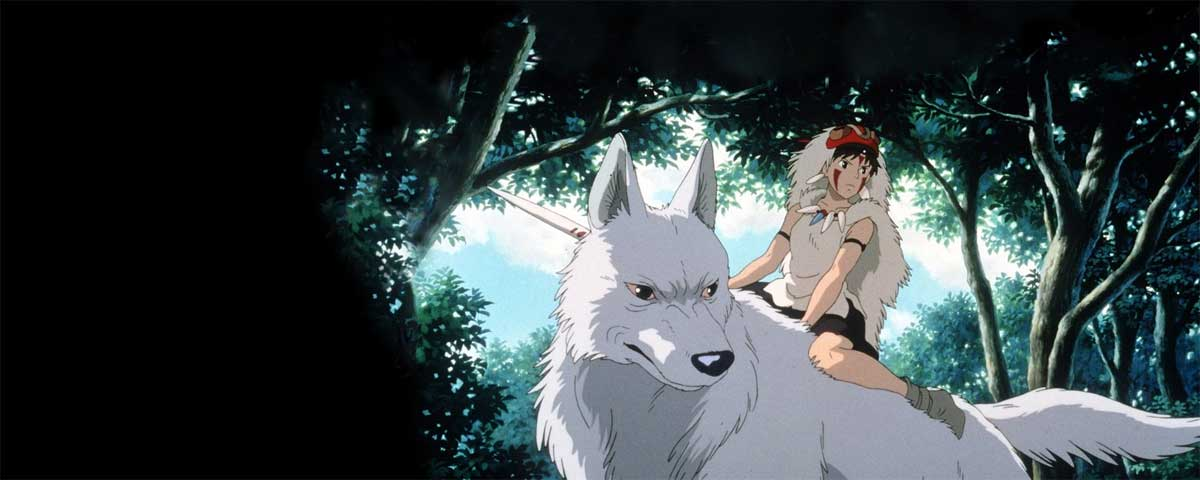The best Quotes from Princess Mononoke
