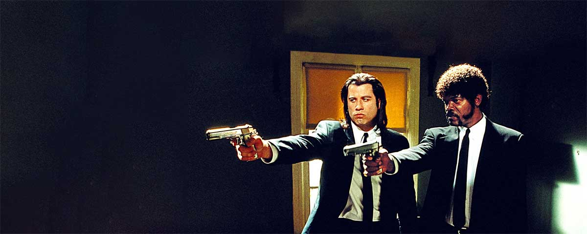 The best Quotes from Pulp Fiction