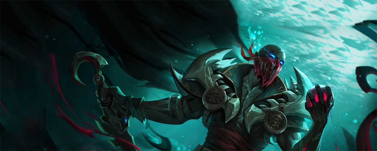 Quotes by Pyke, the Bloodharbor Ripper