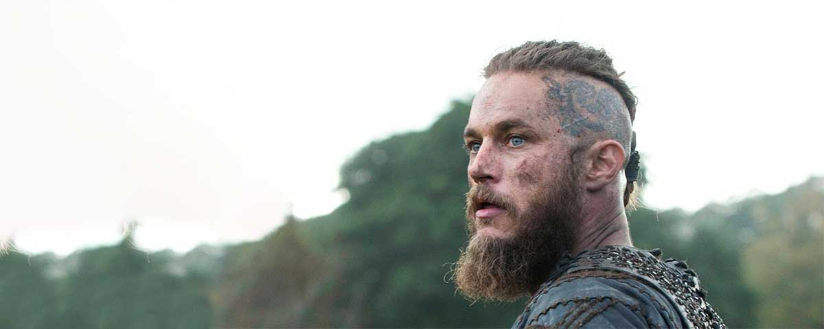Quotes by Ragnar Loðbrók