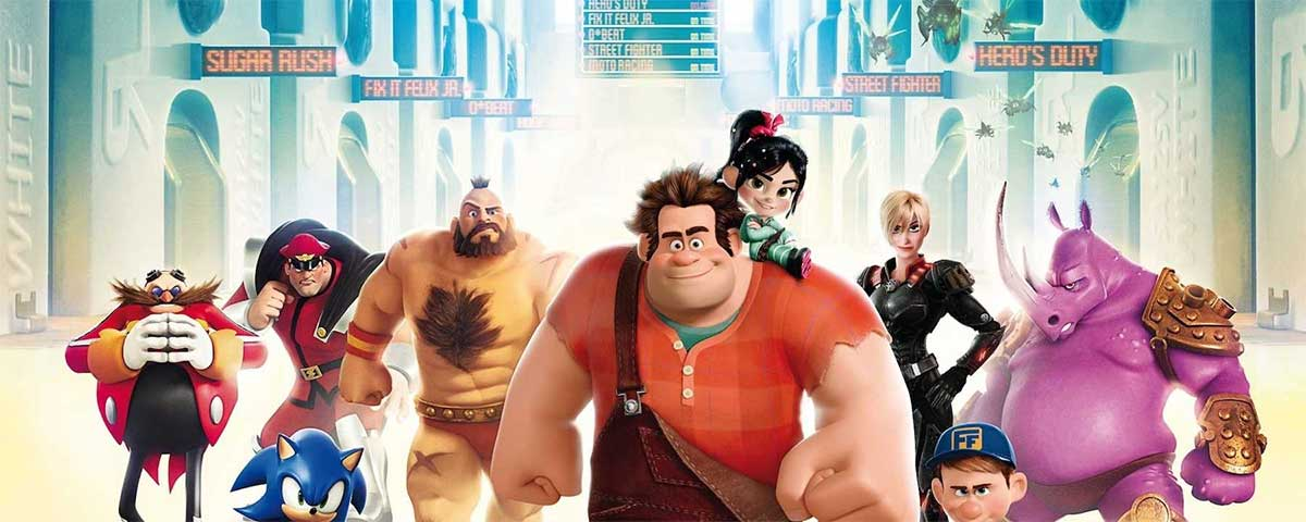 The best Quotes from Wreck-It Ralph