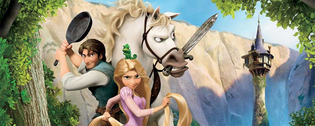 The best Quotes from Tangled