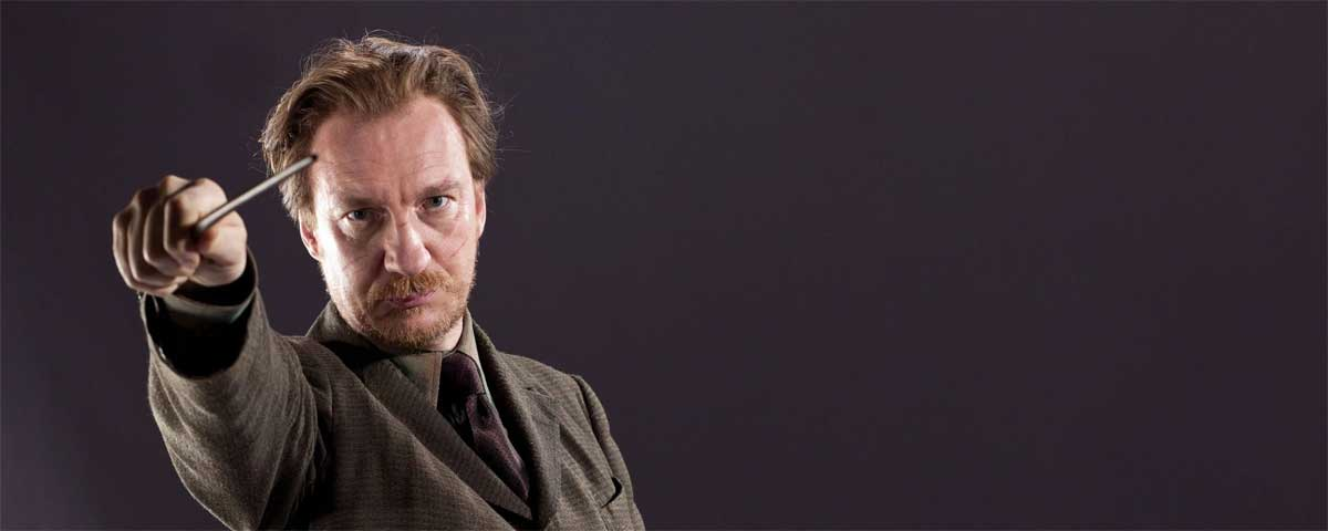The best Quotes by Remus Lupin