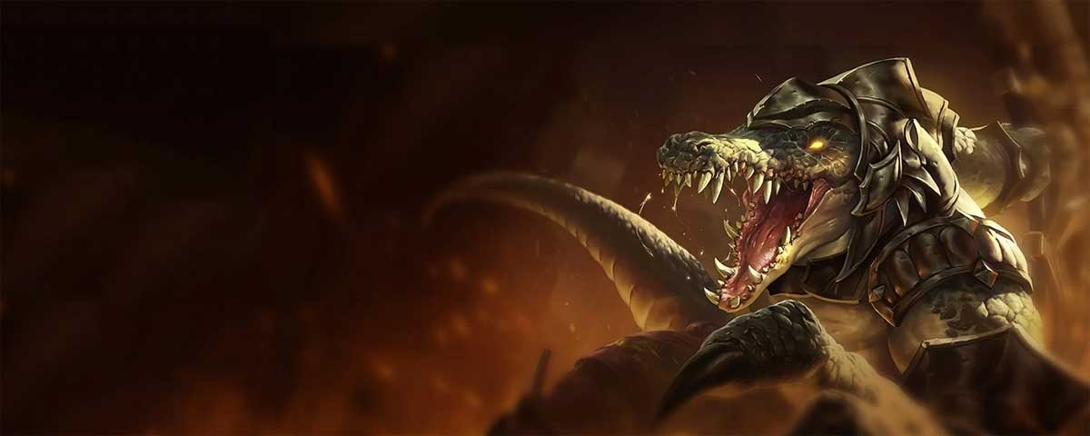 Quotes by Renekton the Butcher of the Sands