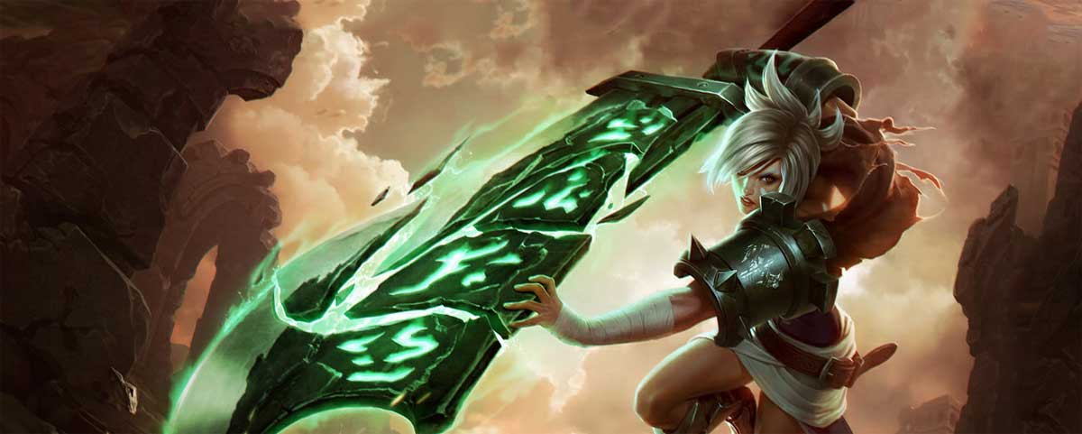 Quotes by Riven, the Exile