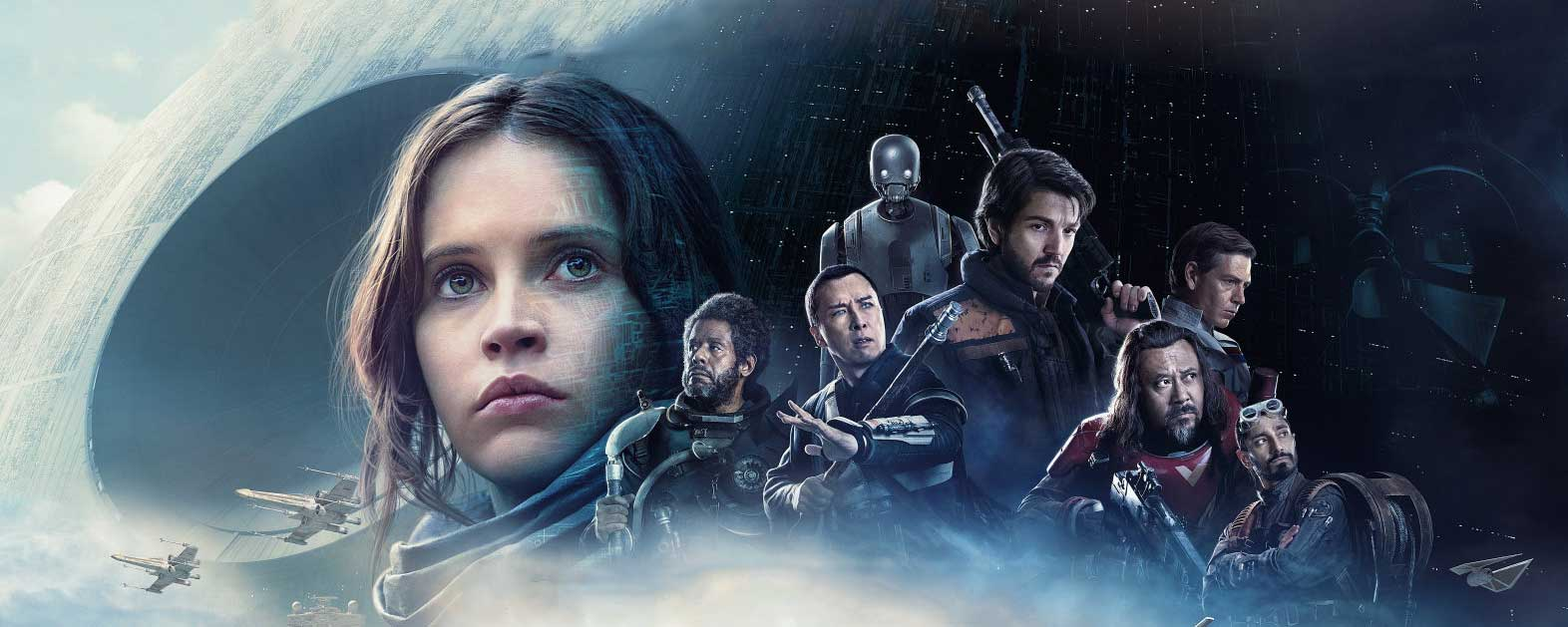 The best Quotes from Rogue One: A Star Wars Story
