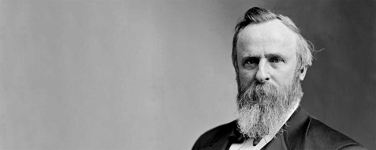 Quotes by Rutherford B. Hayes