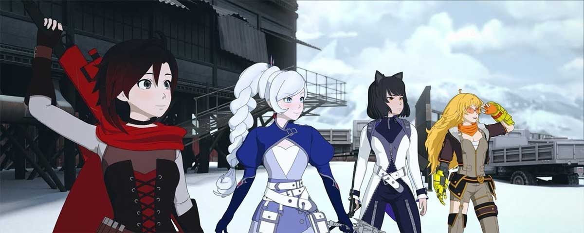 Quotes from RWBY