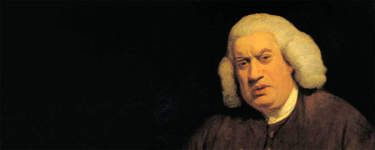 Quotes by Samuel Johnson