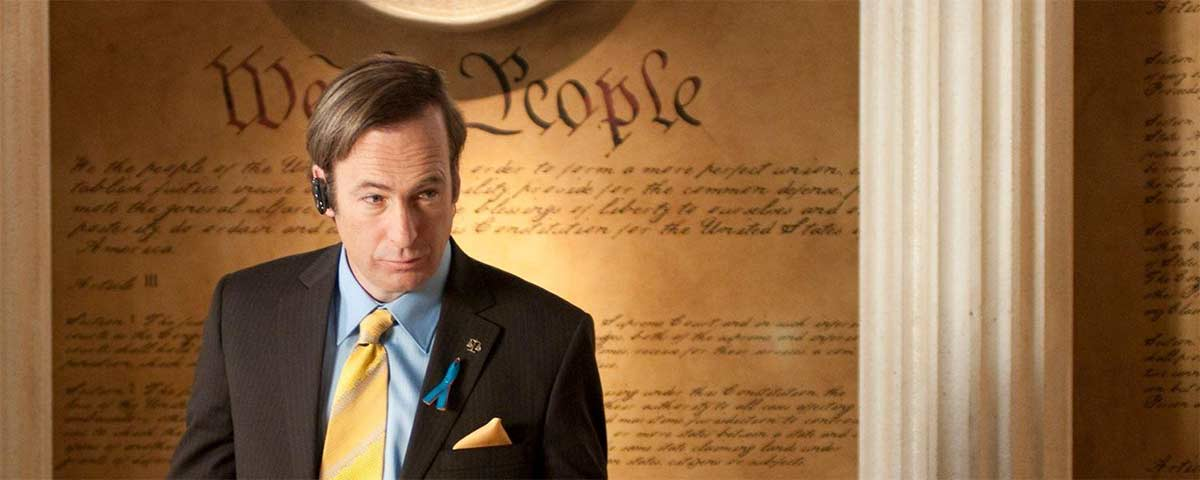 Quotes by Saul Goodman