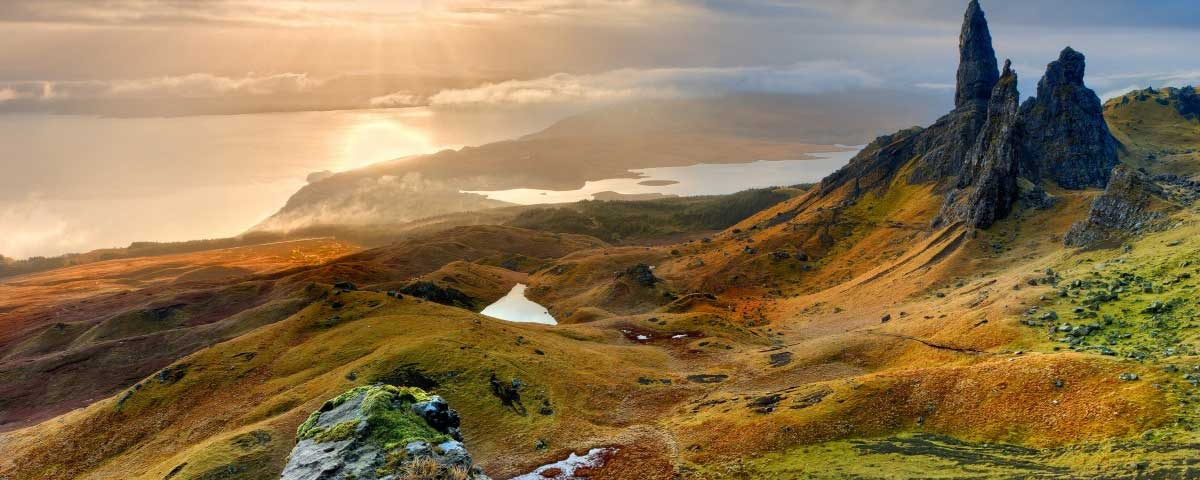 Quotes about Scotland