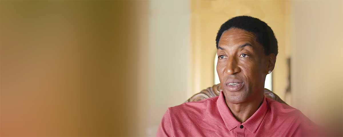 Quotes by Scottie Pippen