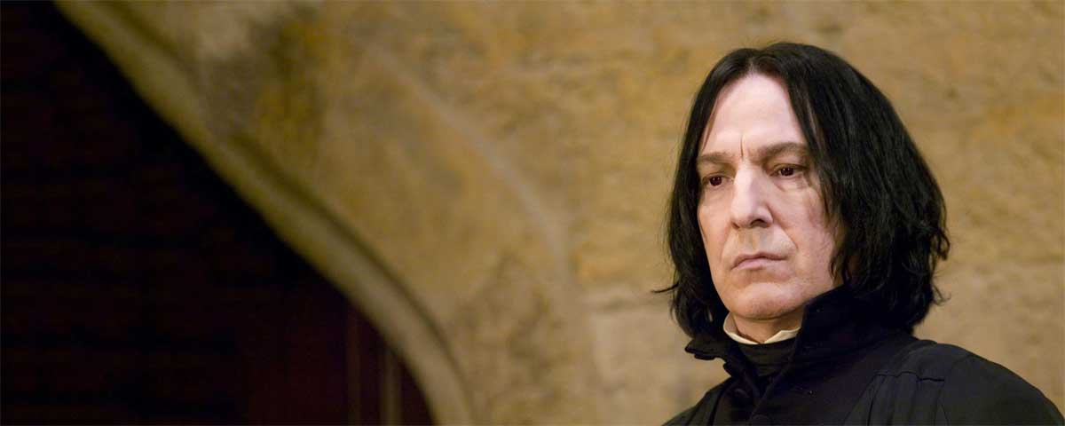 The best Quotes by Severus Snape