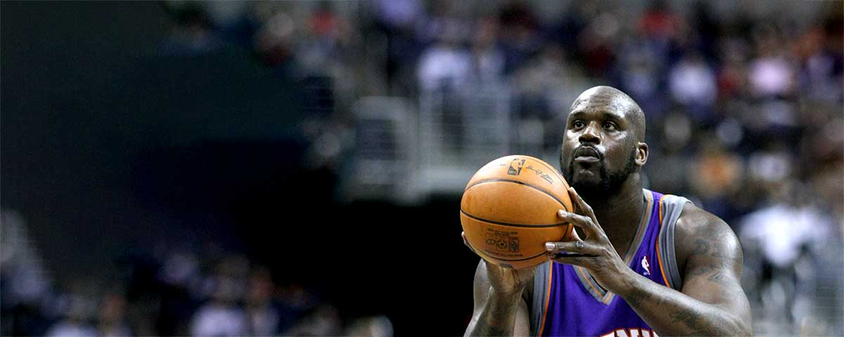 Quotes by Shaquille O'Neal
