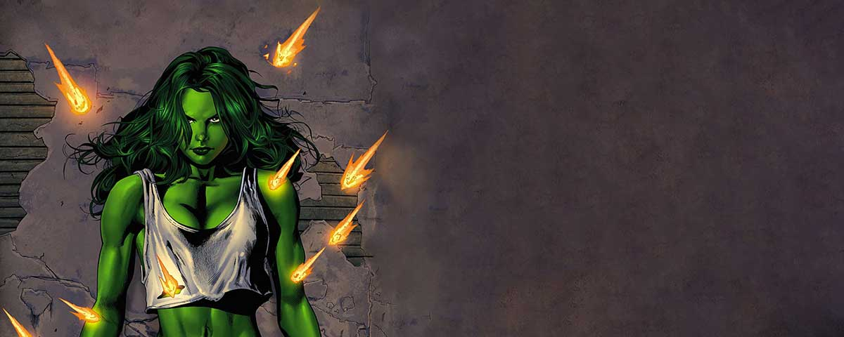 The best Quotes from She-Hulk