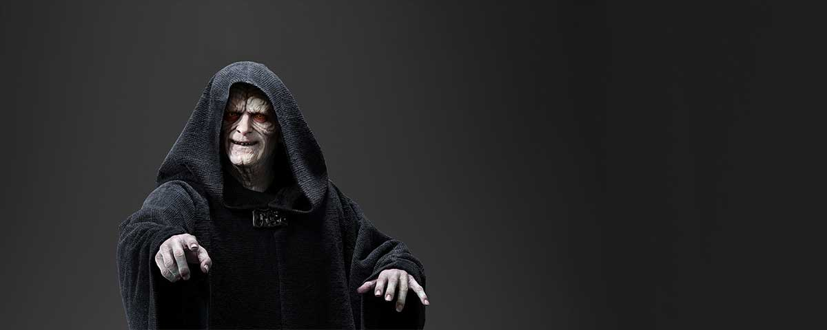 The best Quotes by (Emperor) Sheev Palpatine