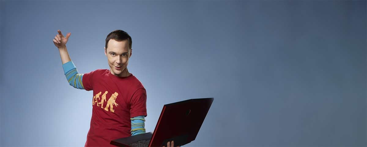 Quotes by Sheldon Cooper (Big Bang Theory)