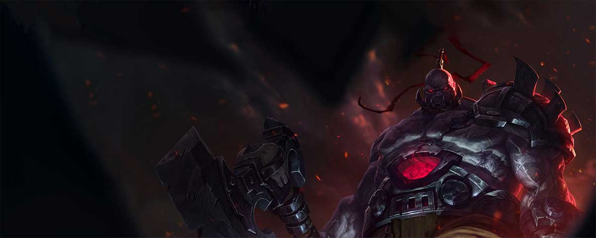 Quotes by Sion, the Undead Juggernaut