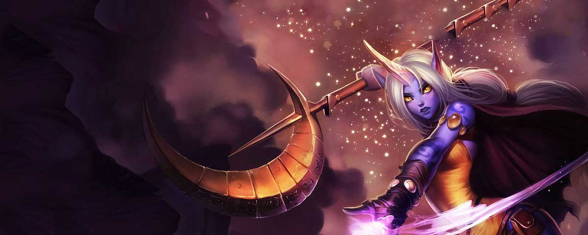 Quotes by Soraka, the Starchild