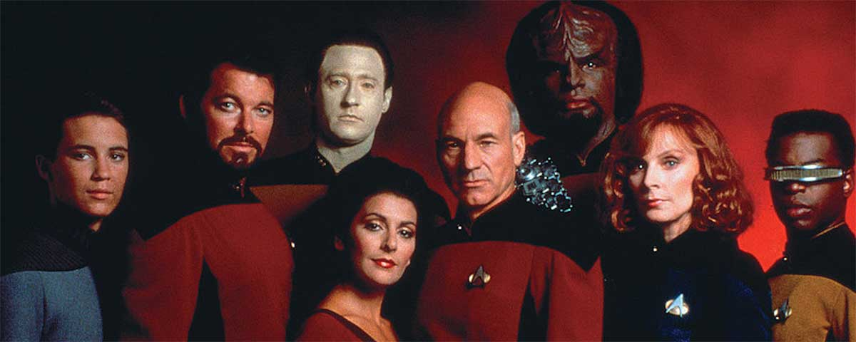 Quotes from Star Trek: The Next Generation