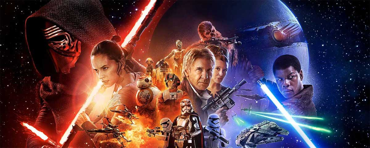 Quotes from Star Wars: Episode VII - The Force Awakens