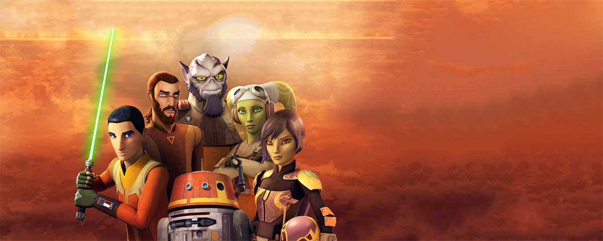 Quotes from Star Wars: Rebels