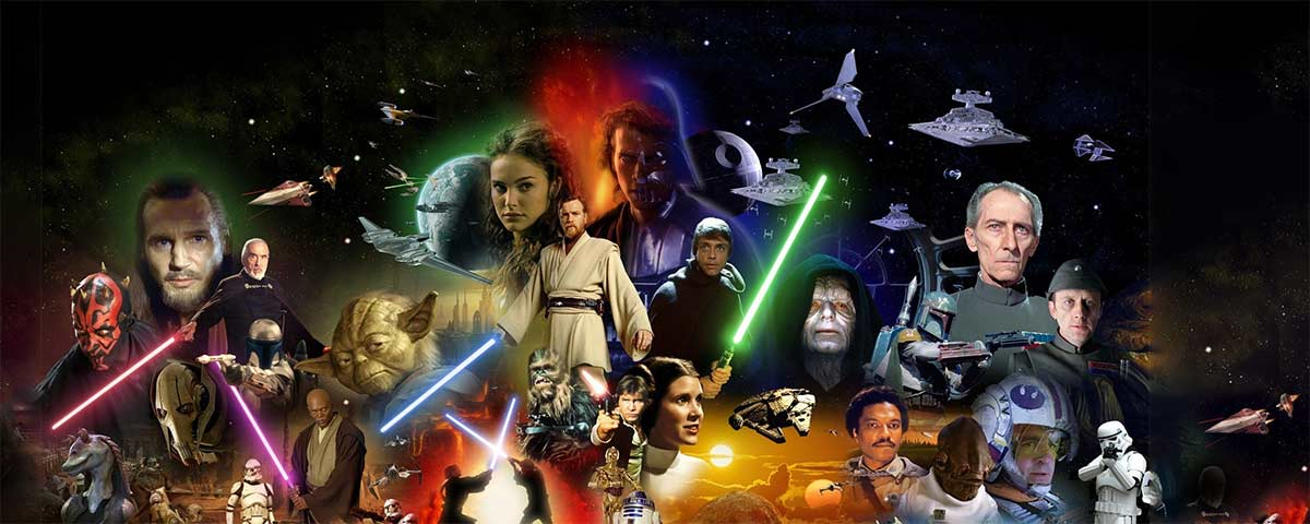 The best Quotes from Star Wars