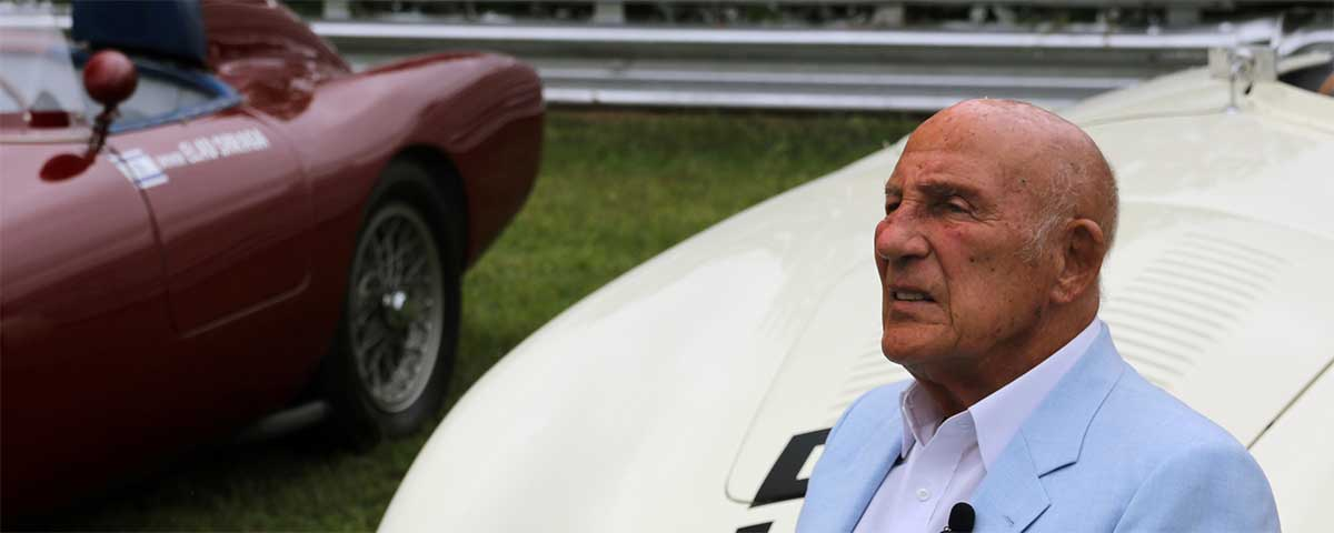 Quotes by Stirling Moss