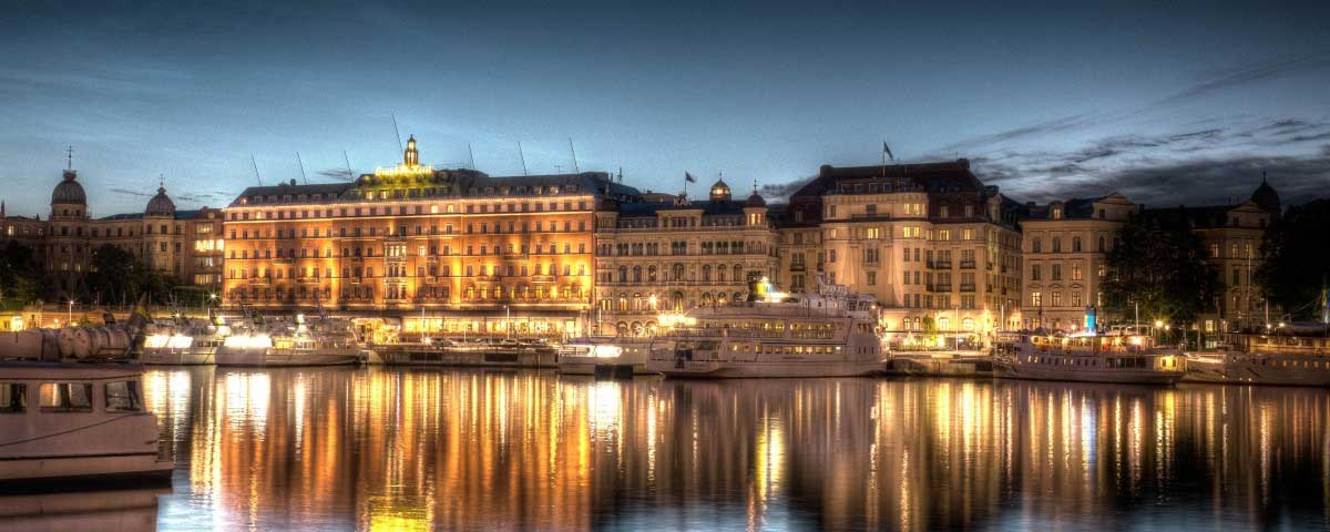 The best Quotes and Sayings about Stockholm