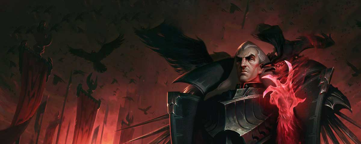 Quotes by Swain, the Noxian Grand General